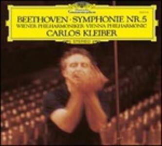 Sinfonia n.5 - Vinile LP di Ludwig van Beethoven,Erich Kleiber,Wiener Philharmoniker