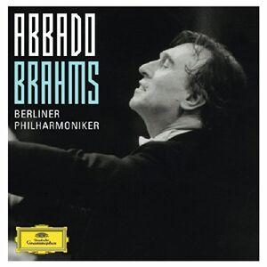 CD Brahms di Johannes Brahms