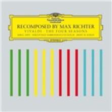 Re-Composed by Max Richter. Le quattro stagioni (New Edition) - Vinile LP di Antonio Vivaldi,Max Richter