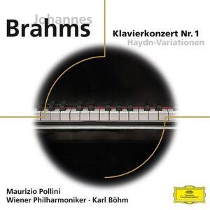 CD Concerto per Pianoforte No. 1 di Johannes Brahms