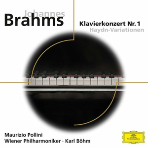 CD Concerto per Pianoforte No. 1 di Johannes Brahms