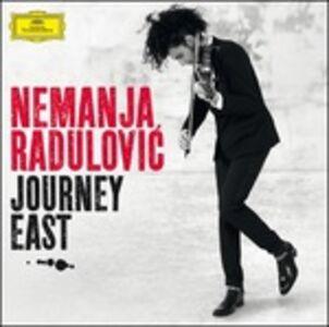Foto Cover di Journey East, CD di Nemanja Radulovic, prodotto da Deutsche Grammophon