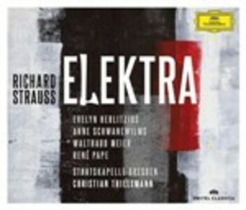 CD Elektra di Richard Strauss