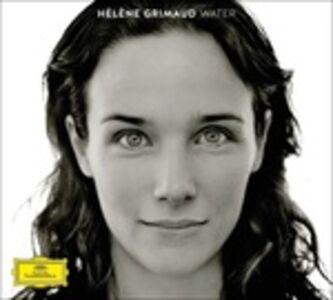 Foto Cover di Water, CD di Hélène Grimaud, prodotto da Deutsche Grammophon