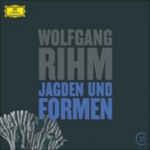 CD Jagden und Formen di Wolfgang Rihm