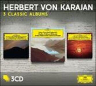 CD 3 Classic Albums Edvard Grieg , Jean Sibelius