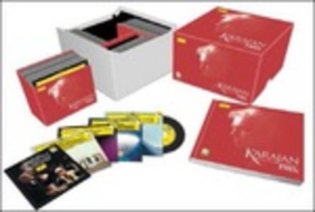 CD Karajan 1980s. The Complete Deutsche Grammophon Recordings