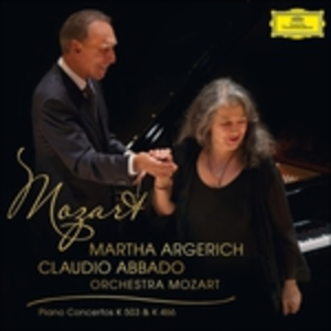 Vinile Concerti per pianoforte n.20, n.25 Wolfgang Amadeus Mozart