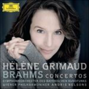 Vinile Concerti per pianoforte n.1, n.2 Johannes Brahms