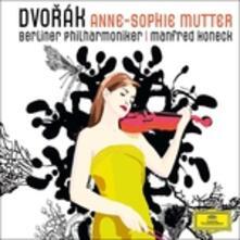 Concerto per violino op.53 - Vinile LP di Antonin Dvorak,Anne-Sophie Mutter,Berliner Philharmoniker,Manfred Honeck