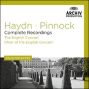 Registrazioni complete - CD Audio di Franz Joseph Haydn,Trevor Pinnock