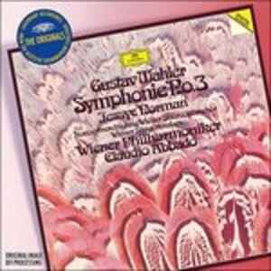 Foto Cover di Sinfonia n.3, CD di AA.VV prodotto da Deutsche Grammophon