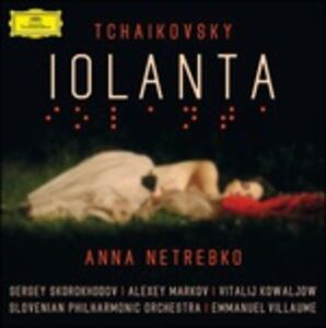 CD Iolanta di Pyotr Il'yich Tchaikovsky