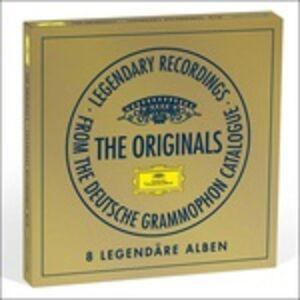 CD The Originals. 8 Legendary Recordings