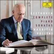 CD Sonate per pianoforte complete Ludwig van Beethoven Maurizio Pollini