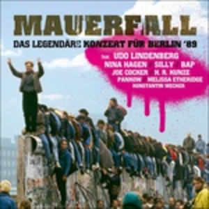 CD Mauerfall Concert. Berlin