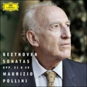 CD Sonate n.16, n.17, n.18, n.19, n.20 di Ludwig van Beethoven