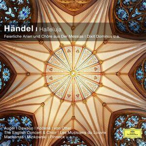 CD Halleluja - Feierlich di Georg Friedrich Händel