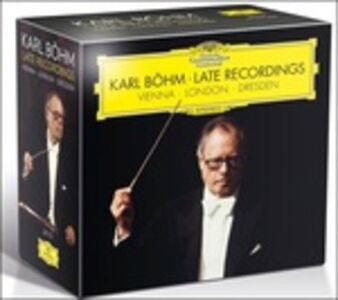 CD Late Recordings