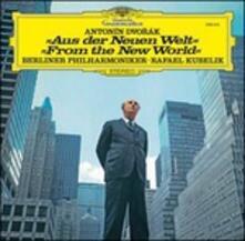 Sinfonia n.9 - Vinile LP di Antonin Dvorak,Rafael Kubelik,Berliner Philharmoniker