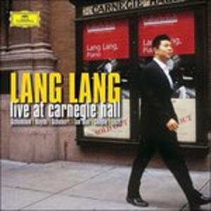 Vinile Live at Carnegie Hall