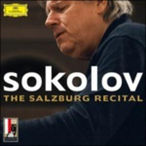 The Salzburg Recital - Vinile LP di Grigory Sokolov