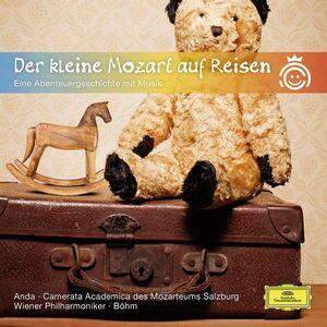CD Der Kleine Mozart Auf di Wolfgang Amadeus Mozart