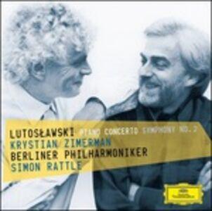 CD Concerti per pianoforte - Sinfonia n.2 di Witold Lutoslawski