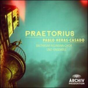 CD Praetorius di Hieronymus Praetorius