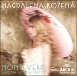 CD Monteverdi di Claudio Monteverdi