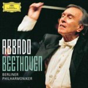 CD Abbado Beethoven di Ludwig van Beethoven 0