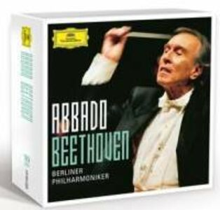 CD Abbado Beethoven di Ludwig van Beethoven 1