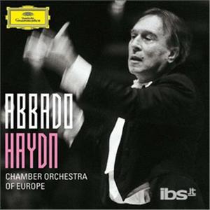 CD Sinfonie n.93, n.96, n.98, n.100, n.101, n.102, n.103 di Franz Joseph Haydn