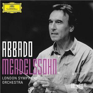 CD Sinfonie complete - Ouvertures di Felix Mendelssohn-Bartholdy