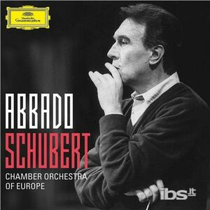 CD Sinfonie - Messe - Lieder di Franz Schubert