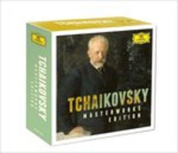 CD Masterworks Edition di Pyotr Il'yich Tchaikovsky