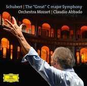 CD Sinfonia n.9 Franz Schubert Claudio Abbado Orchestra Mozart