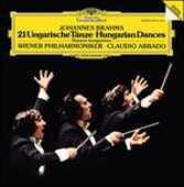 Vinile 21 Danze ungheresi Johannes Brahms Claudio Abbado Wiener Philharmoniker