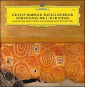 Sinfonia n.1 - Vinile LP di Gustav Mahler,Rafael Kubelik,Orchestra Sinfonica della Radio Bavarese