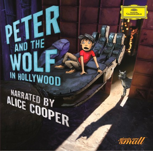 CD Peter and the Wolf in di Alexander Shelley