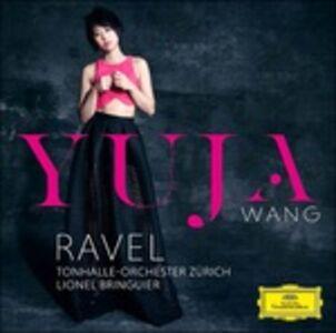 CD Concerti per pianoforte di Maurice Ravel