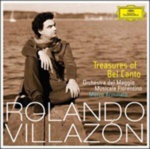CD Treasures of Bel Canto