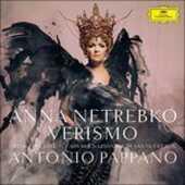 CD Verismo Anna Netrebko Antonio Pappano Orchestra dell'Accademia di Santa Cecilia