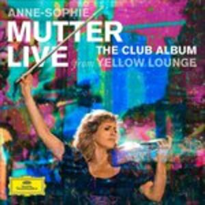 CD The Club Album. Live from Yellow Lounge