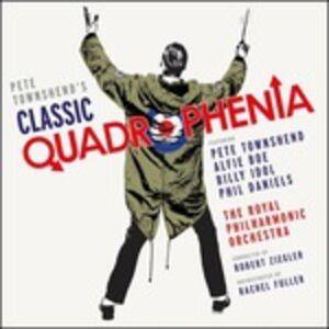 CD Classic Quadrophenia di Pete Townshend