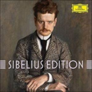 CD Sibelius Edition di Jean Sibelius