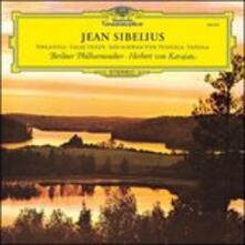Finlandia - Valzer triste - Tapiola - Vinile LP di Jean Sibelius,Herbert Von Karajan,Berliner Philharmoniker