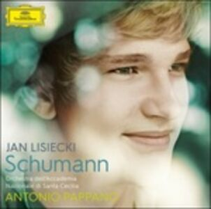 CD Concerto per pianoforte di Robert Schumann