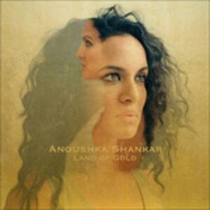 CD Land of Gold di Anoushka Shankar