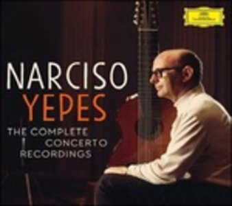 CD The Complete Concerto Recordings